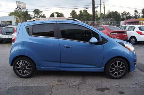 2013 Chevrolet Spark for sale at Green Ride Inc in Nashville TN