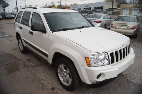 2005 Jeep Grand Cherokee for sale at Green Ride Inc in Nashville TN