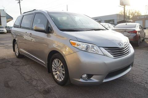 2012 Toyota Sienna for sale at Green Ride Inc in Nashville TN