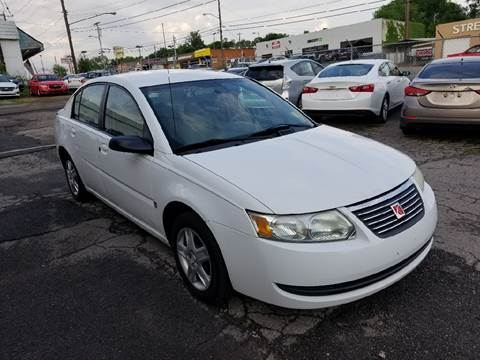2006 Saturn Ion for sale at Green Ride Inc in Nashville TN