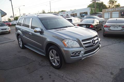 2010 Mercedes-Benz GL-Class for sale at Green Ride Inc in Nashville TN