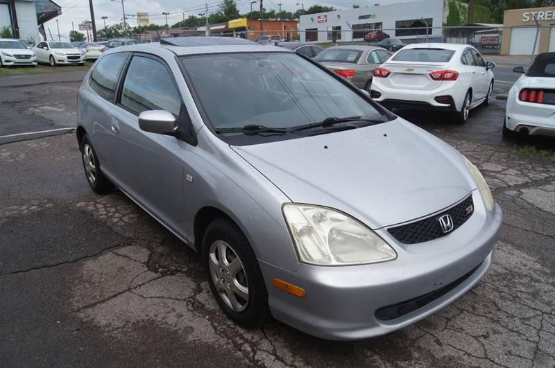2002 Honda Civic Si 2dr Hatchback   Nashville TN
