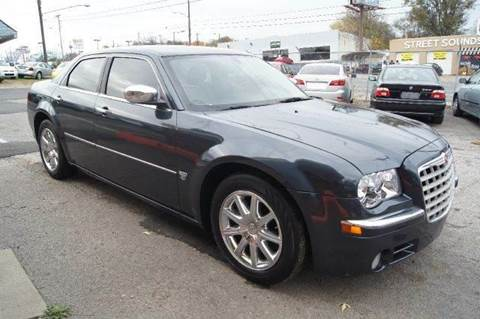 2007 Chrysler 300 for sale at Green Ride Inc in Nashville TN