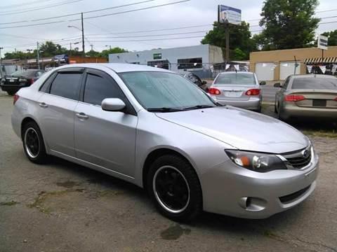 2009 Subaru Impreza for sale at Green Ride Inc in Nashville TN