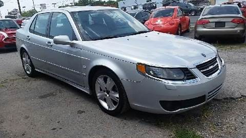 2007 Saab 9-5 for sale at Green Ride Inc in Nashville TN