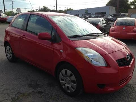 2008 Toyota Yaris for sale at Green Ride Inc in Nashville TN