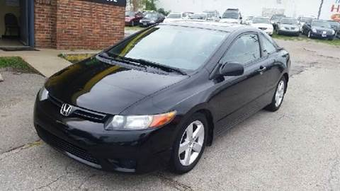 2007 Honda Civic for sale at Green Ride Inc in Nashville TN