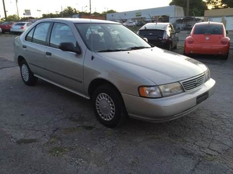 1997 Nissan Sentra for sale at Green Ride Inc in Nashville TN