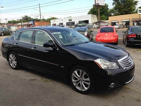 2008 Infiniti M35 for sale at Green Ride Inc in Nashville TN