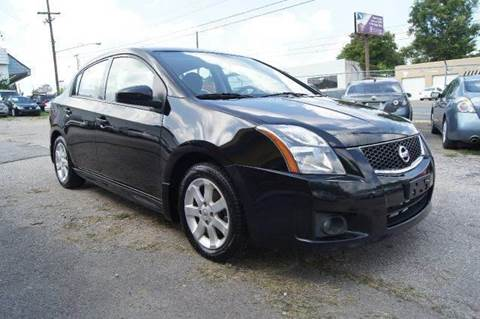 2011 Nissan Sentra for sale at Green Ride Inc in Nashville TN