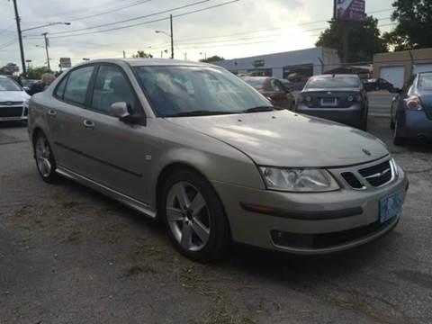 2006 Saab 9-3 for sale at Green Ride Inc in Nashville TN