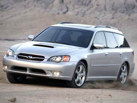 2005 Subaru Legacy for sale at Green Ride Inc in Nashville TN