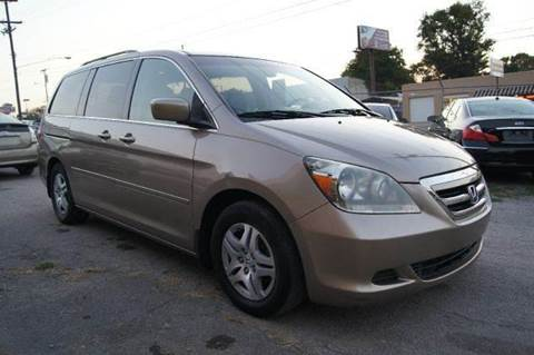 2007 Honda Odyssey for sale at Green Ride Inc in Nashville TN