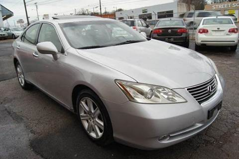 2007 Lexus ES 350 for sale at Green Ride Inc in Nashville TN