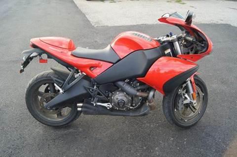 2009 Harley-Davidson BUELL 1125R