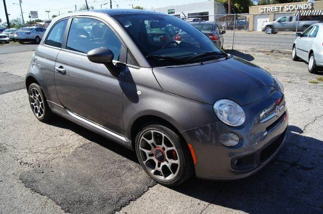 2012 FIAT 500 for sale at Green Ride Inc in Nashville TN