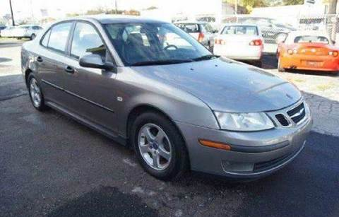 2003 Saab 9-3 for sale at Green Ride Inc in Nashville TN