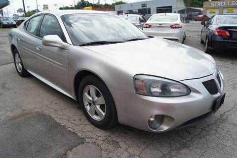 2006 Pontiac Grand Prix for sale at Green Ride Inc in Nashville TN