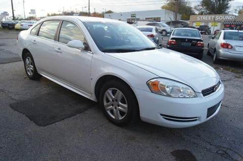 2010 Chevrolet Impala for sale at Green Ride Inc in Nashville TN