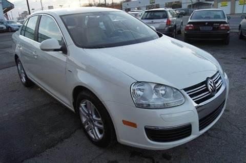 2006 Volkswagen Jetta for sale at Green Ride Inc in Nashville TN