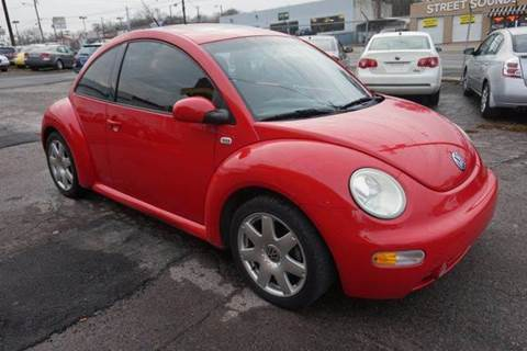 2002 Volkswagen New Beetle for sale at Green Ride Inc in Nashville TN