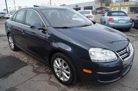 2010 Volkswagen Jetta for sale at Green Ride Inc in Nashville TN