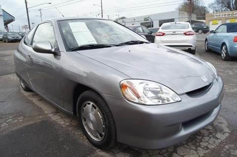 2006 Honda Insight for sale at Green Ride Inc in Nashville TN