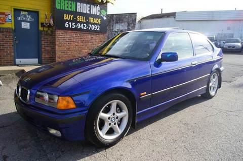 1998 BMW 3 Series for sale at Green Ride Inc in Nashville TN