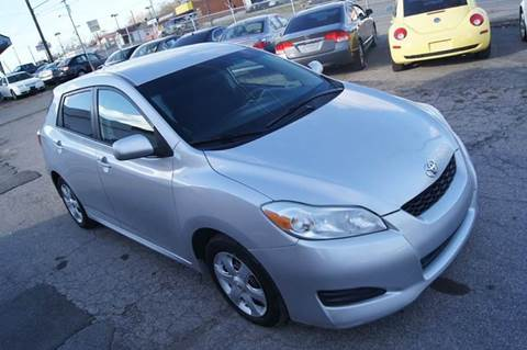 2009 Toyota Matrix for sale at Green Ride Inc in Nashville TN