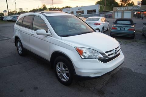 2011 Honda CR-V for sale at Green Ride Inc in Nashville TN