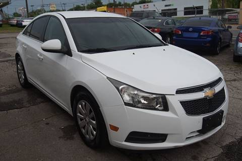 2011 Chevrolet Cruze for sale at Green Ride Inc in Nashville TN