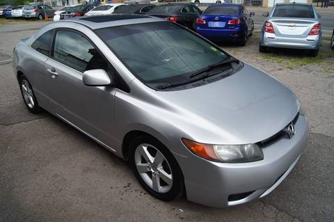 2006 Honda Civic for sale at Green Ride Inc in Nashville TN