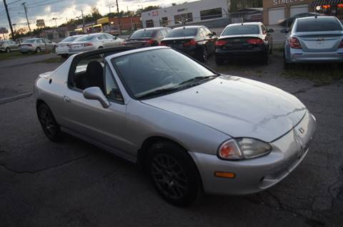 1997 Honda Civic del Sol for sale in Nashville, TN