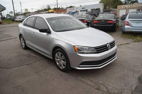 2015 Volkswagen Jetta for sale in Nashville, TN