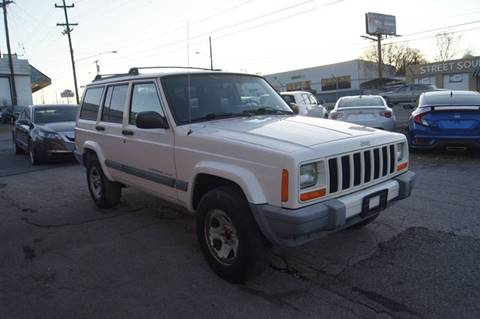 1999 Jeep Cherokee for sale in Nashville, TN