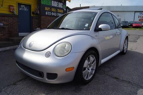 2003 Volkswagen New Beetle for sale in Nashville, TN