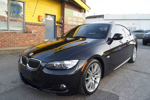 2010 BMW 3 Series for sale at Green Ride Inc in Nashville TN