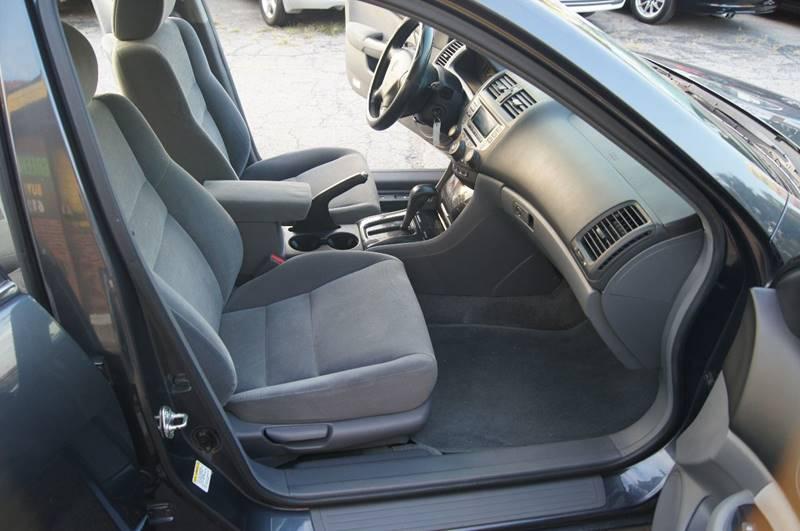 2006 Honda Accord LX Special Edition 4dr Sedan 5A - Nashville TN