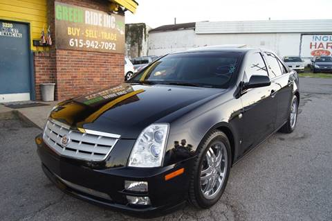 2006 Cadillac STS for sale at Green Ride Inc in Nashville TN
