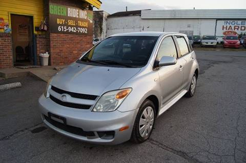 2006 Scion xA for sale at Green Ride Inc in Nashville TN