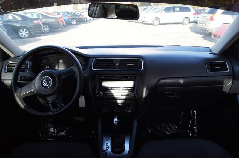 2012 Volkswagen Jetta 4dr Sedan 6A - Nashville TN