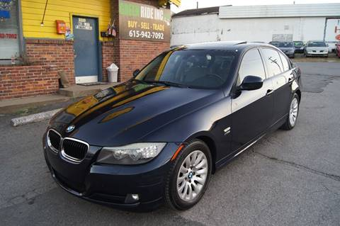 2009 BMW 3 Series for sale at Green Ride Inc in Nashville TN