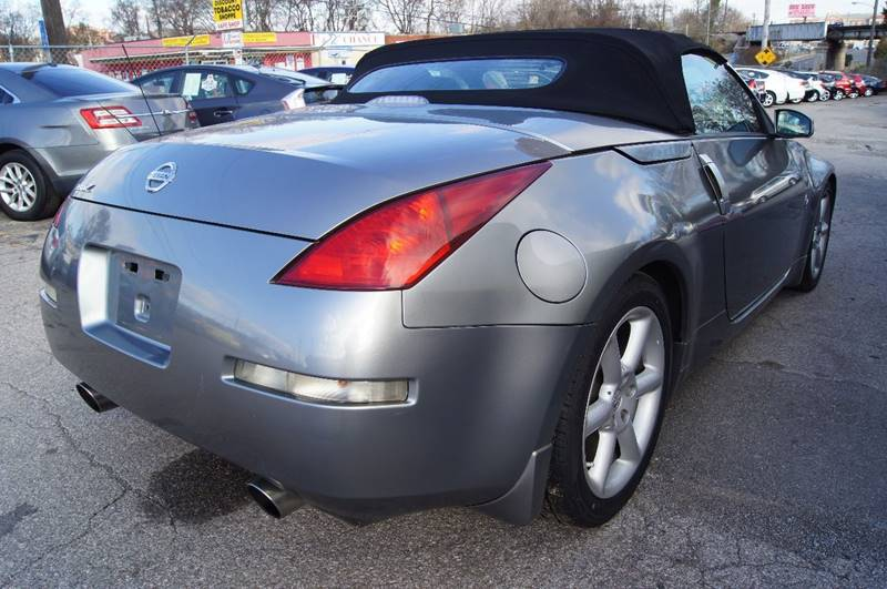 2004 Nissan 350Z Enthusiast 2dr Roadster - Nashville TN