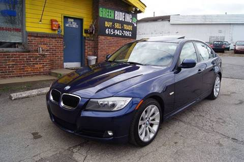 2011 BMW 3 Series for sale at Green Ride Inc in Nashville TN