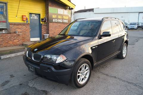 2005 BMW X3 for sale in Nashville, TN