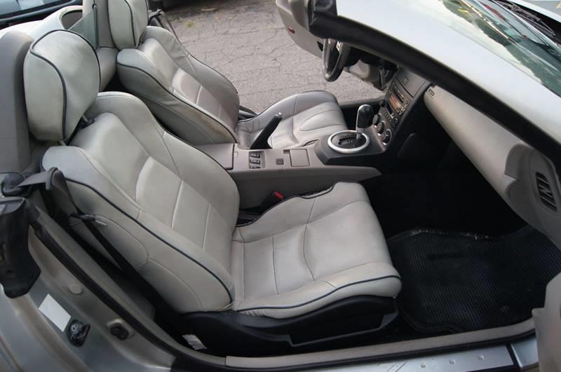 2004 Nissan 350Z Touring 2dr Roadster - Nashville TN