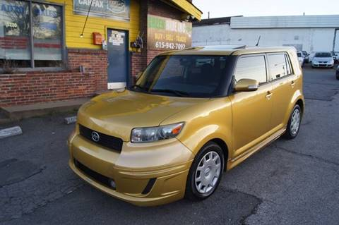 2008 Scion xB for sale at Green Ride Inc in Nashville TN