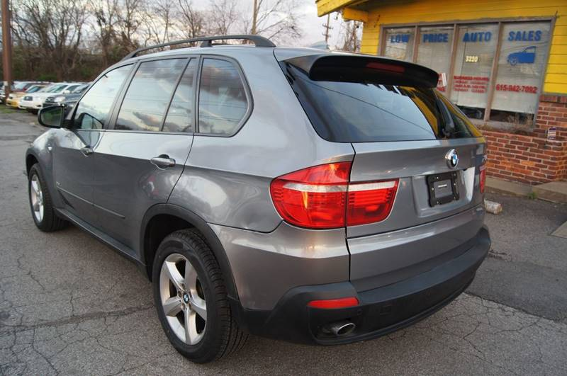 2007 BMW X5 AWD 3.0si 4dr SUV - Nashville TN