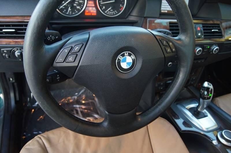 2008 BMW 5 Series 528i 4dr Sedan Luxury - Nashville TN
