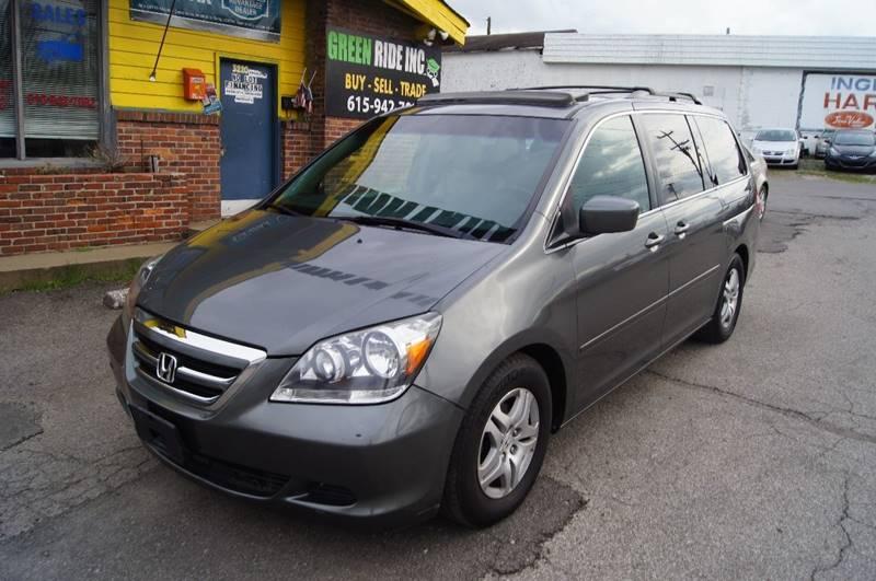 2007 Honda Odyssey EX-L 4dr Mini-Van - Nashville TN